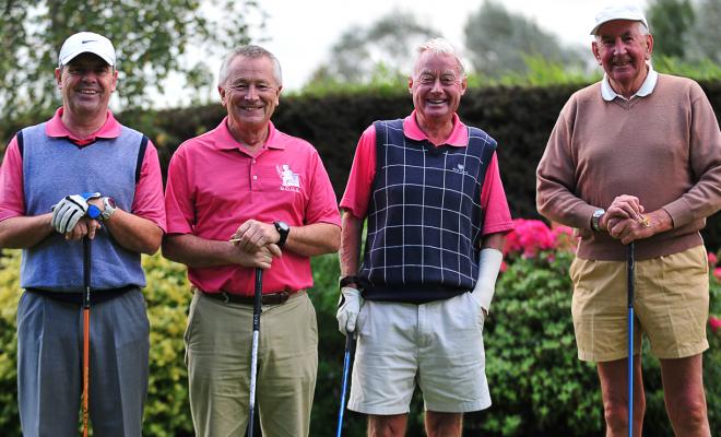 Fund Rasing Golf Day