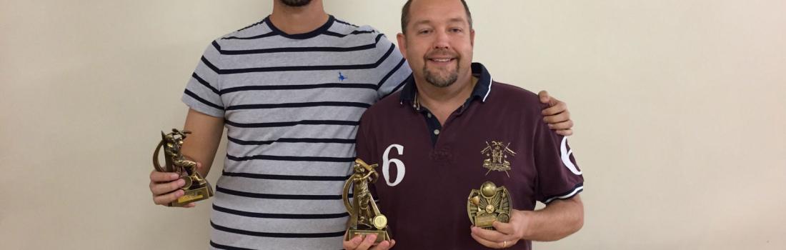 2016 Churchdown Cricket Club Awards